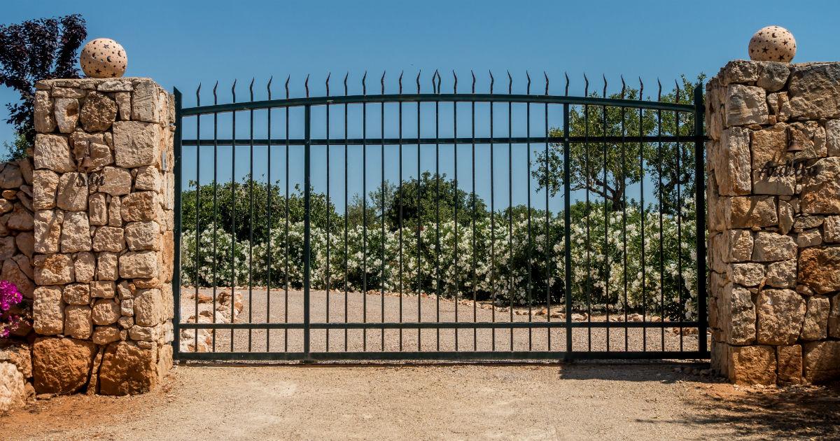 Driveway Gates Service Installation Driveway Gates San